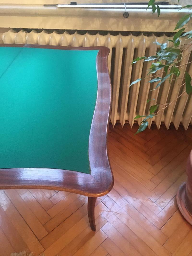 Antika orijinal oyun masası /dresuar  resmi