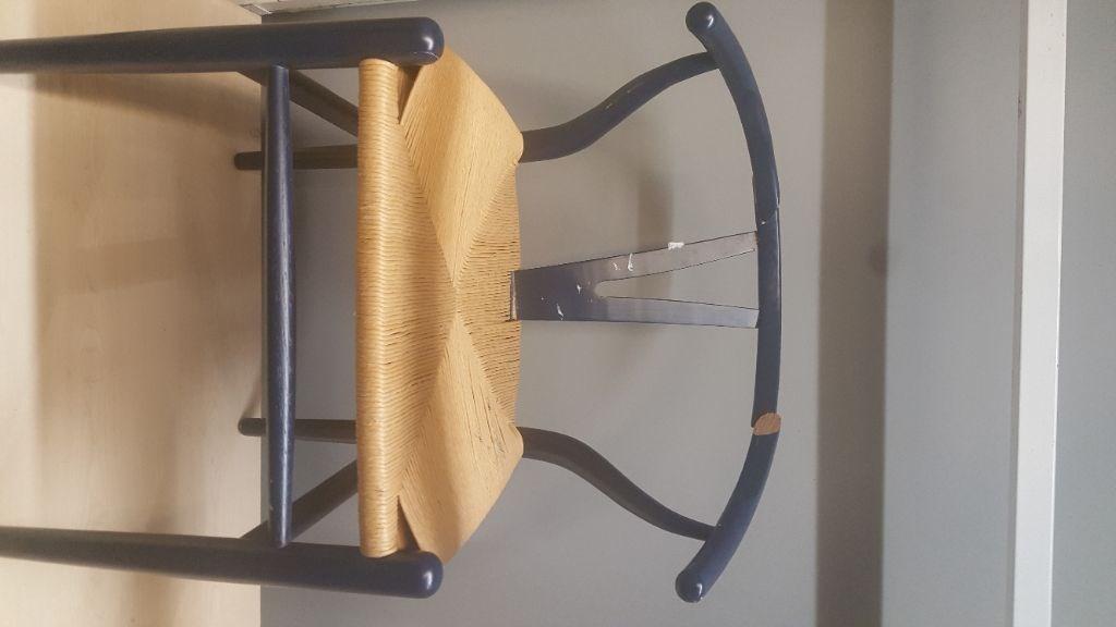 Mudo Concept danish mavi sandalye 1200187 resmi