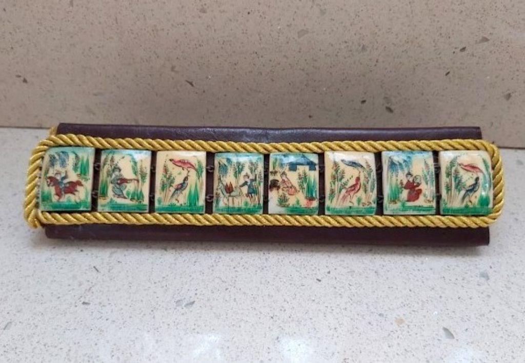 Antika, Minyatür Sanatı Dekoratif resmi