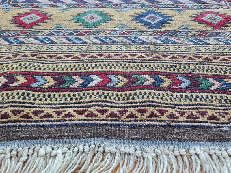 Ege el dokuma halı (milas-bodrum) resmi