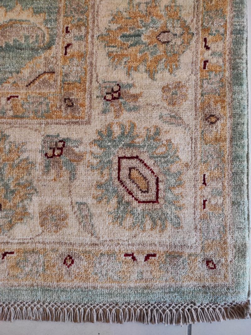 El dokuma afganistan uşak halısı (248*173) el halısı (sıfır üründür) resmi