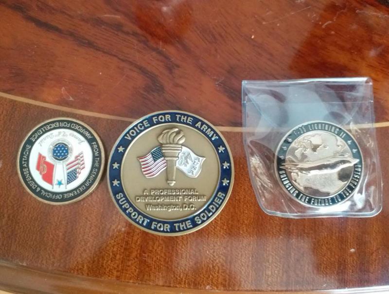 Altın kaplama american madalyaları damga ve ayar mevcuttur resmi