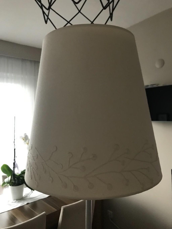 İkea kumaş lambader  resmi