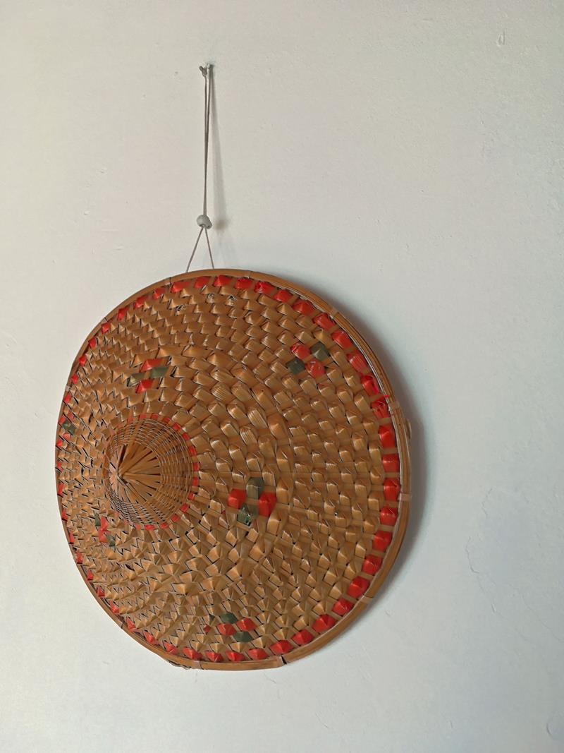 Asya'dan antika prinç toplama şapkası  resmi