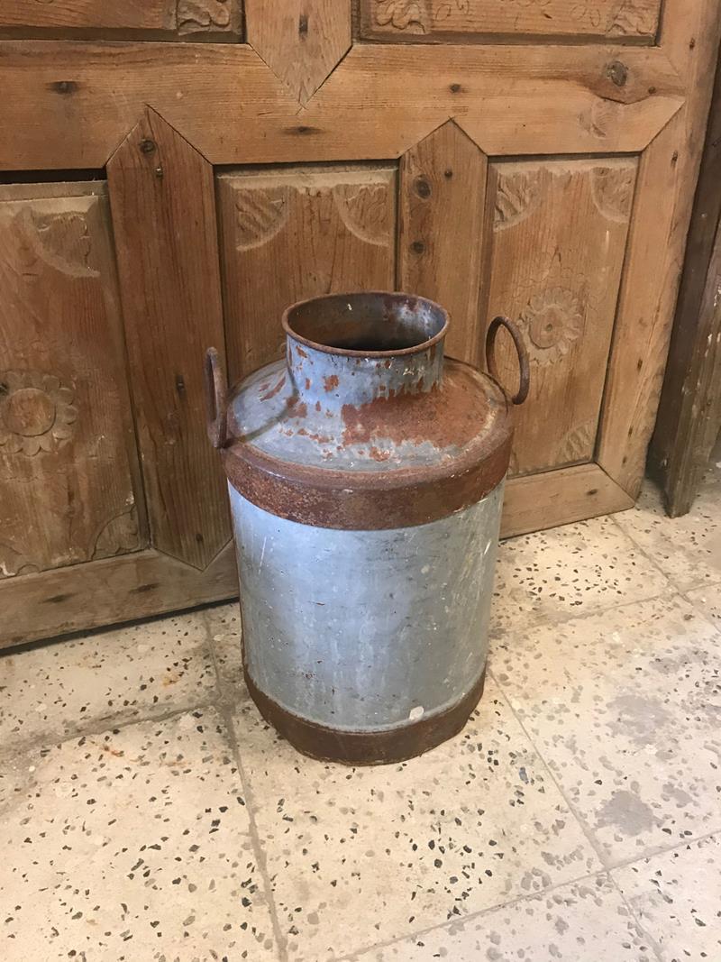 Antik süt güğümü resmi