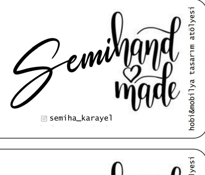 Satıcı Semihand_made