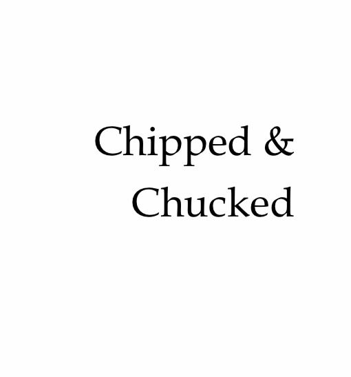 Satıcı chippedandchucked